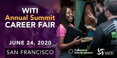 WITI Annual Summit Career Fair tickets