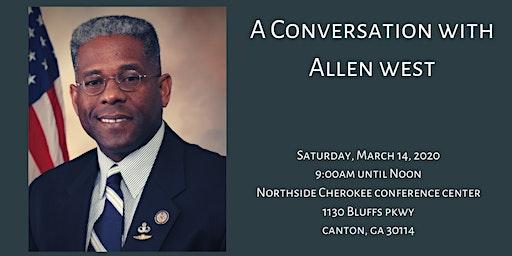 A Conversation With Allen West