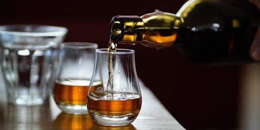 A New Year Scotch Tasting