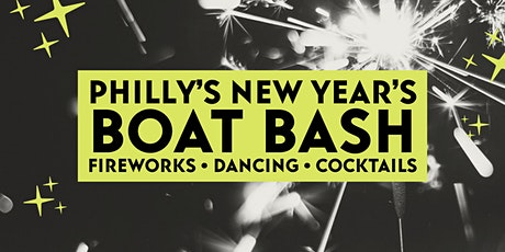 MOSHULU'S WATERFRONT FIREWORKS NEW YEARS EVE BOAT BASH tickets