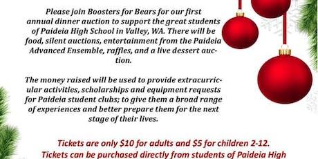 Jingle Bear Bash Dinner Auction tickets