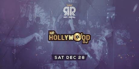 Social Saturday @ Rec & Royal  w/ Mr Hollywood DJ tickets