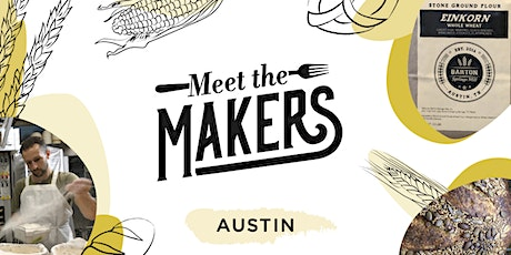 Meet the Makers: Austin tickets