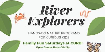 River Explorers - Hudson River Family Seining