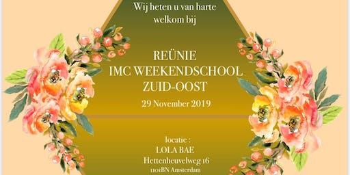 Reünie IMC Weekendschool ZO - Alumni