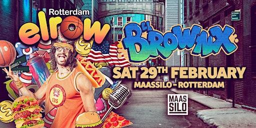 elrow Rotterdam - Brownx