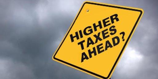 Last Chance on Tax Reform!