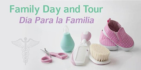 CANCELLED: Family Day and Tour tickets