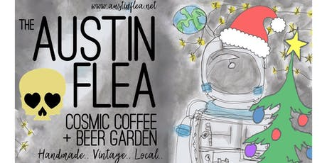 Holiday Mini Austin Flea at Cosmic Coffee tickets