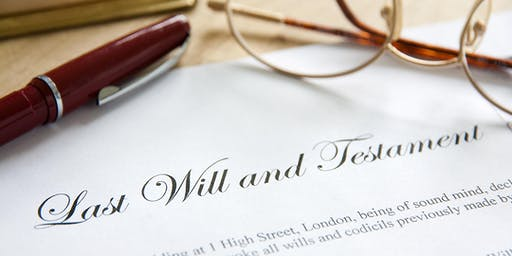 FREE SEMINAR: Trusts, Wills and Taxes...Oh My!