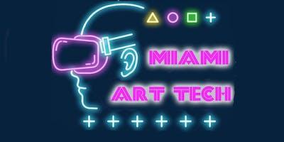 Art Tech Miami 2019 - Magic Leap, Art & Blockchain Conference w/ Hackathon!