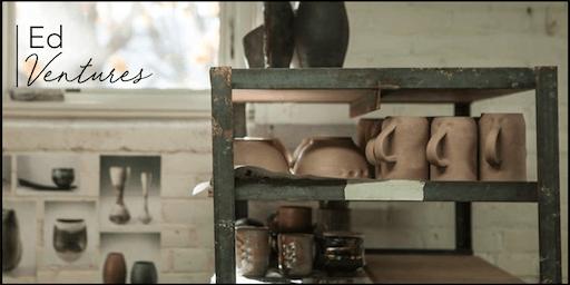 Intermediate Functional Pottery Course - Jess Kelly