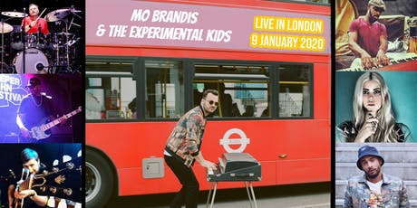 Mo Brandis & The Experimental Kids tickets