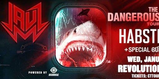 JAUZ - Dangerous Waters Tour