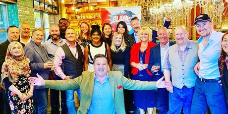 Christmas Networking Drinks Party tickets