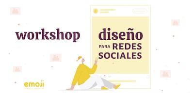 Workshop: Diseño para redes sociales