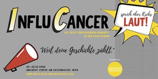 InfluCancer 2020 - der erste Krebsbloggerkongress in der DACH-Region