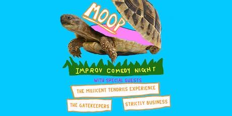 MOOP: Improv Comedy Night tickets
