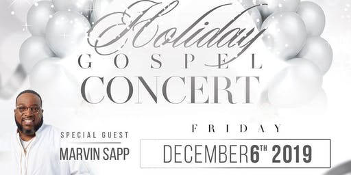THE EMPOWERMENT CHURCH PRESENTS A HOLIDAY GOSPEL CONCERT