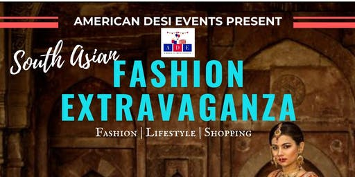 South Asian Fashion Extravaganza Vendor Registration