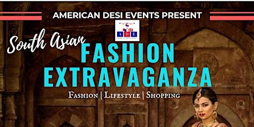 South Asian Fashion Extravaganza Vendor Registration