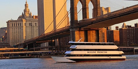 December 21 - Public 4-Hour NYC Dinner Cruise from Queens - Sails: 6:00 PM tickets
