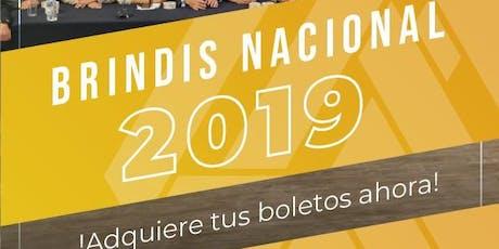 Brindis Nacional de Jóvenes COPARMEX boletos
