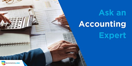 Ask an Accounting Expert - Jan 8/20 tickets