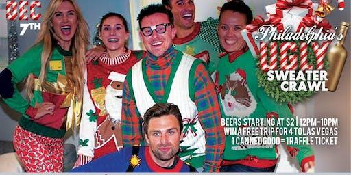 Philadelphia Ugly Sweater Bar Crawl