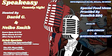 Speakeasy Comedy Night! tickets