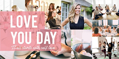 2nd Annual Love You Day Presented by Hikyoga tickets