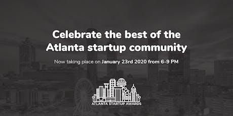 2019 Atlanta Startup Awards tickets
