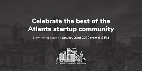 3rd Annual Atlanta Startup Awards tickets