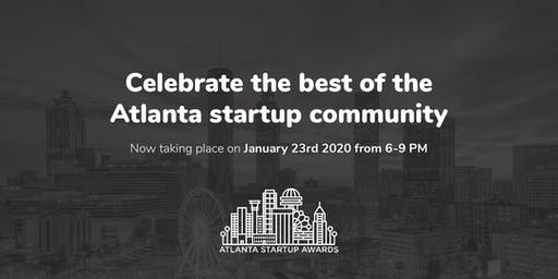 2019 Atlanta Startup Awards