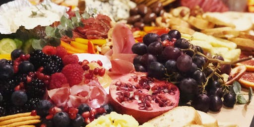 Holiday Charcuterie and Wine Workshop
