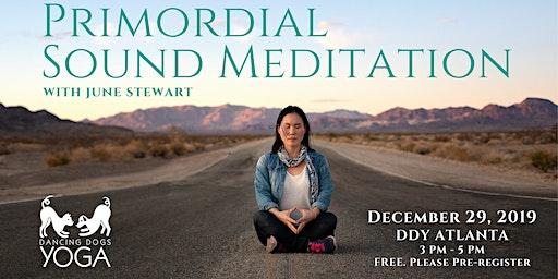 Primordial Sound Meditation Intro Class