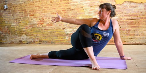 Blissful Yoga ~ Deep stretchs and long holds
