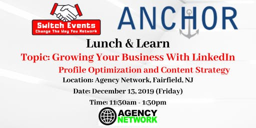 Switch Events: Growing Your Business With LinkedIn