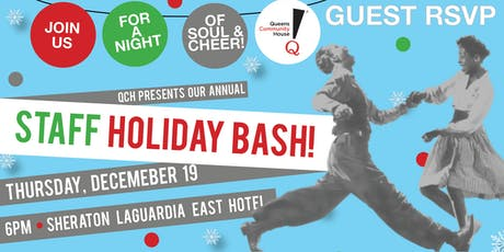 2019 QCH Holiday Party - GUEST REGISTRATION PAGE tickets