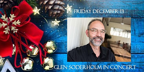 Glen Soderholm Christmas Concert tickets