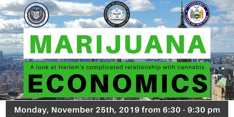Marijuana Economics Discussion + Documentary viewing tickets