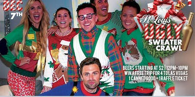 St. Louis Ugly Sweater Bar Crawl