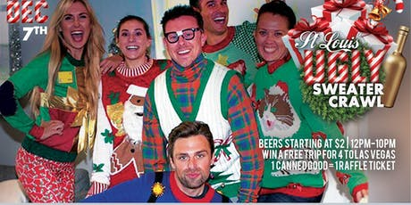 St. Louis Ugly Sweater Bar Crawl tickets