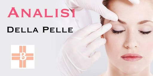 Check-up della pelle del viso