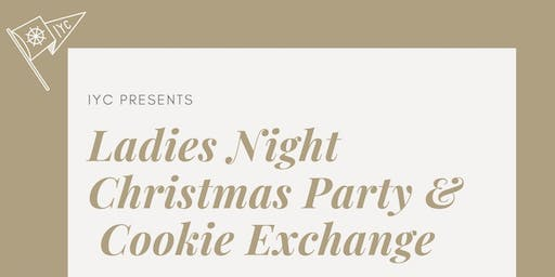 Ladies Night - Cookie Exchange