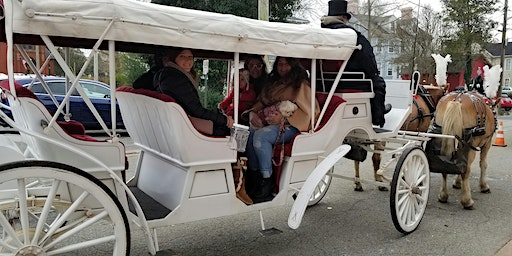 Dickens' Christmas Carriage Rides
