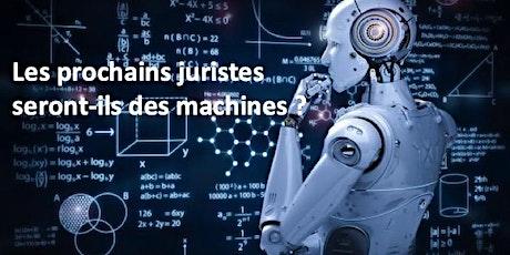 L'intelligence artificielle et les métiers du Droit - RENNES - CCI billets