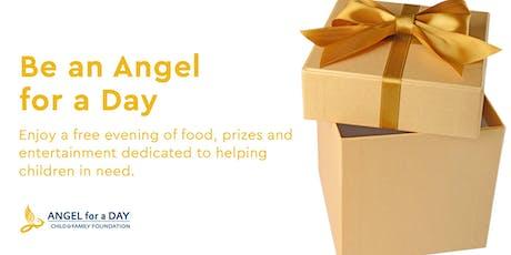 Angel for a Day: Markham, Canada - November 30, 2019 tickets