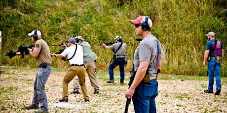 Tactical Carbine/Pistol tickets