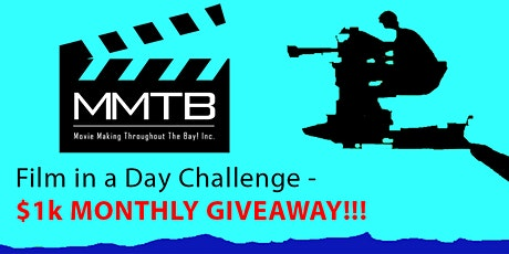 SF- 'Film n a Day' Actors & Directors Challenge/Potluck- $1,000 Giveaway tickets